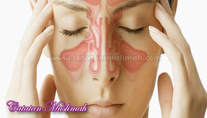 Gejala Penyakit Sinusitis Dan Penyebabnya