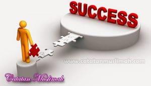 Perbedaan Antara Tahu Sukses Dan Yakin Sukses