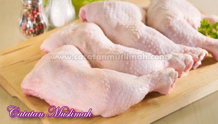Tips Dan Cara Memilih Daging Segar Dan Halal