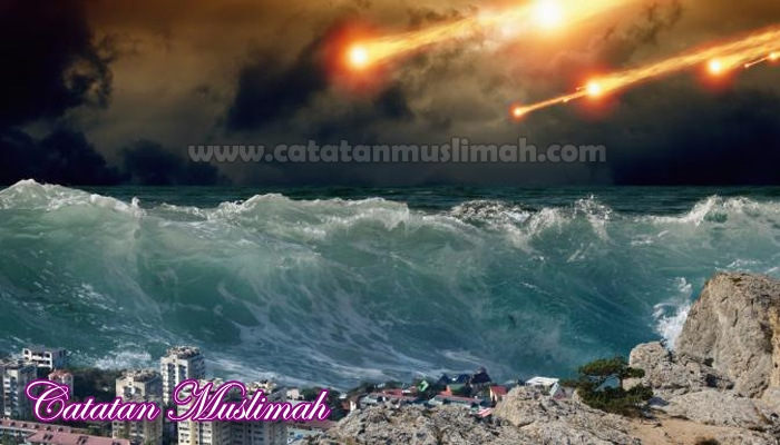 Tanda-Tanda Hari Kiamat Menurut Al-Qur'anTanda-Tanda Hari Kiamat Menurut Al-Qur'an
