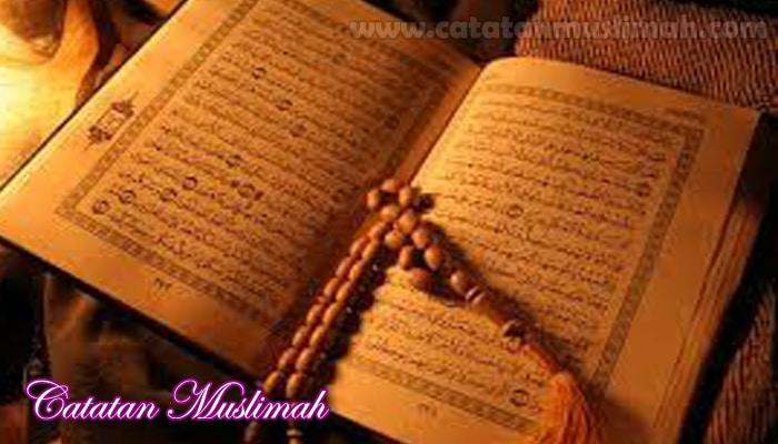 Nama-Nama Al-Qur'an Dan Penjelasannya Beserta Dalilnya