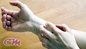 Kuman Pada Tangan