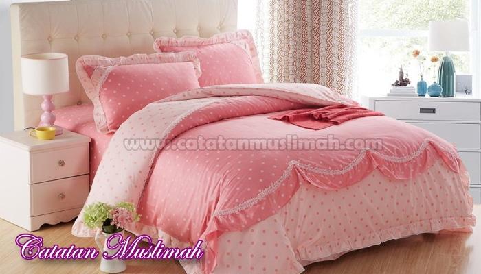 Tips Merawat Sprei Dan Bed Cover Agar Tetap Awet
