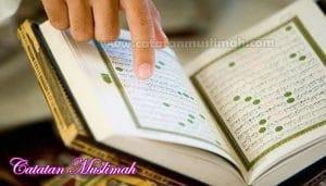 Sudahkah Bacaan Al-Qur'anmu Benar?