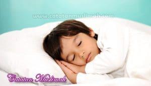 Beberapa Sunnah Yang Dilakukan Rasulullah Sebelum Tidur