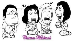 Larangan Banyak Tertawa Dan Bicara Dalam Islam