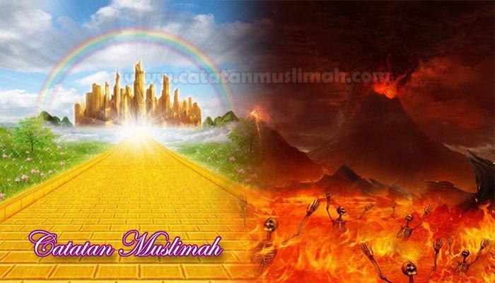 Nama-Nama Surga Dan Neraka Dan artinya Lengkap