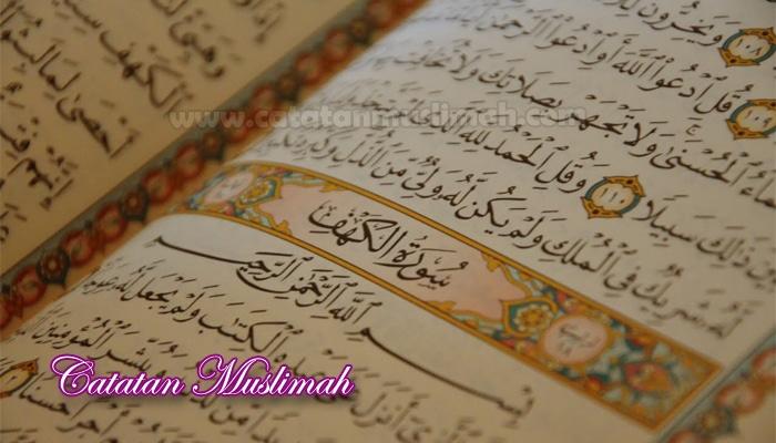 Bacaan Surat Al Kahfi Ayat 1 10 Dan Keutamaannya Lengkap