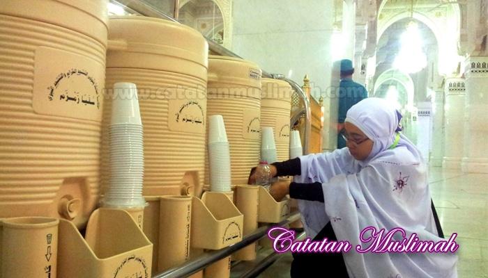 Doa Minum Air Zam-zam Dan Manfaatnya Bagi Tubuh