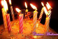 Merayakan Ulang Tahun Dalam Islam dan Hukum Tiup Lilin