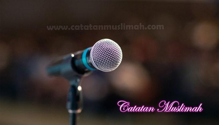 12 Contoh Mukadimah Dalam Bahasa Arab Dan Latinnya